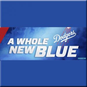 Dodgers a whole new 340