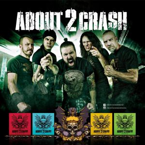 About 2 Crash - Singles - (Brazil) 2014/2015 - Mixing. Mastering