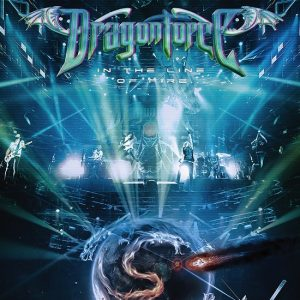 "DragonForce - ""In The Line of Fire... Larger Than Live""  Cd & DVD Mixing, Mastering Stereo & 5.1 Surroung"