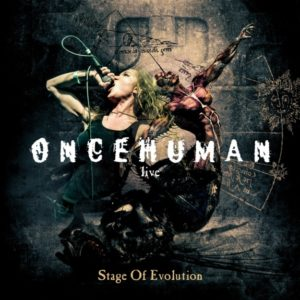 Once Human - Stage of Evolution (USA) 2018 - Mixing, Mastering
