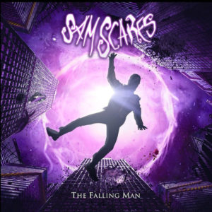 Sam Scares -The Falling Man (Spain) 2018 -Producing, Mixing, Mastering