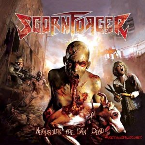 ScornForger - Neighbours Are Livin' Dead - 2011 - Mixing, Mastering