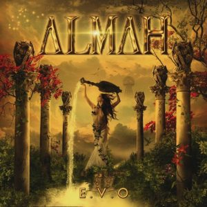 Almah - E.V.O - Brazil (2016)  Mixing, Mastering