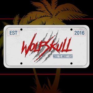 WolfSkull - EP (Belgium) 2018 - Mixing, Mastering