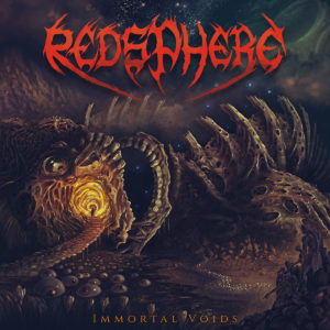 RedSphere - Immortal Voids (New Caledonia) 2019 - Mixing, Mastering