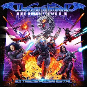 DragonForce - Highway to Oblivion (UK) 2019 - Production, Engineering, Mixing, Mastering